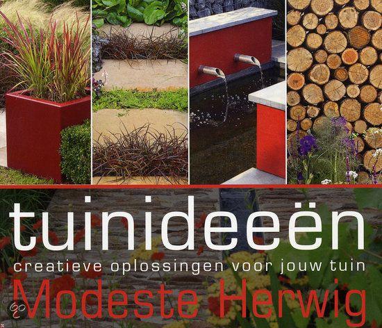25 beste idee n over tuin waterpartijen op pinterest for Tuinontwerp boek