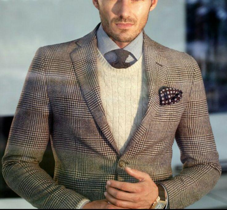 Blazer, Sweater, Pocket , Tie Men's Fashion | # MENSWEAR ...