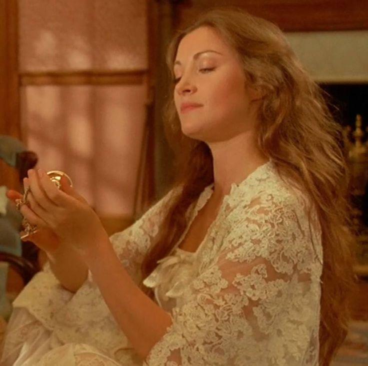 Elise with Richard's watch