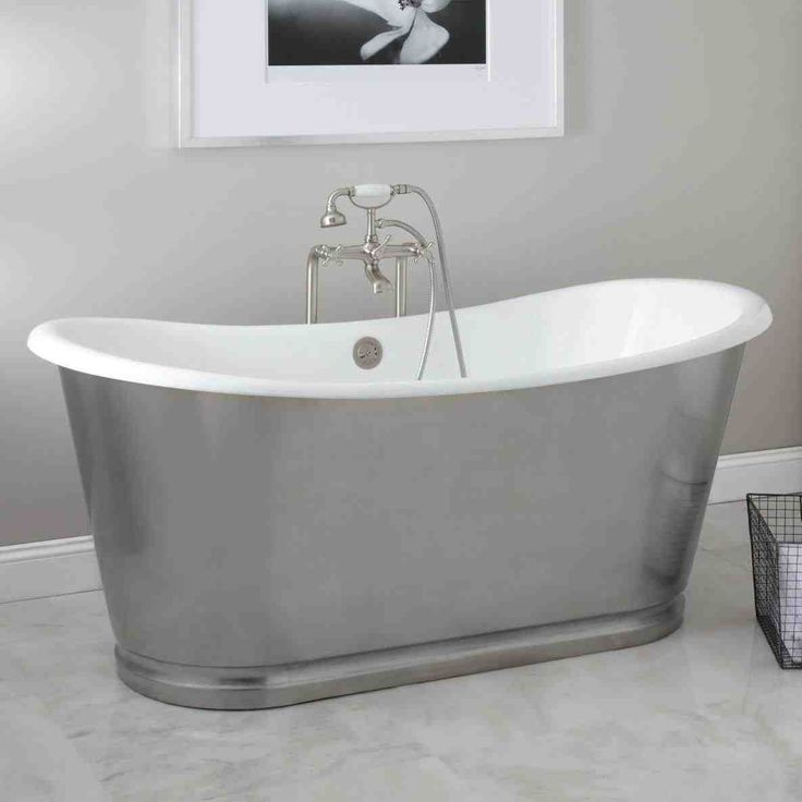 Best 25 Galvanized Bathtub Ideas On Pinterest
