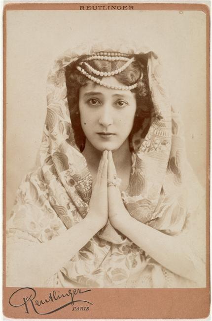 Reutlinger ~La Belle Otero,c.1895