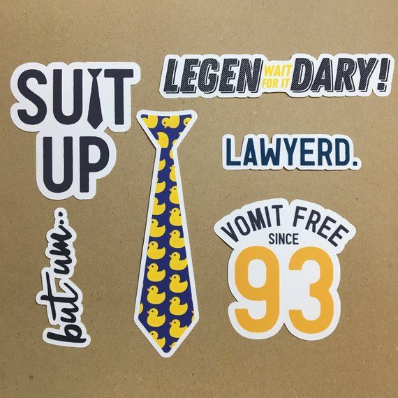 Image Result For Himym Stickers How I Met Your Mother How Met Your Mother Himym