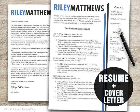 439 best Resume Templates images on Pinterest Cover letters - simple resume cover letter template