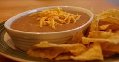 Food So Good Mall: Mexican Bean Dip