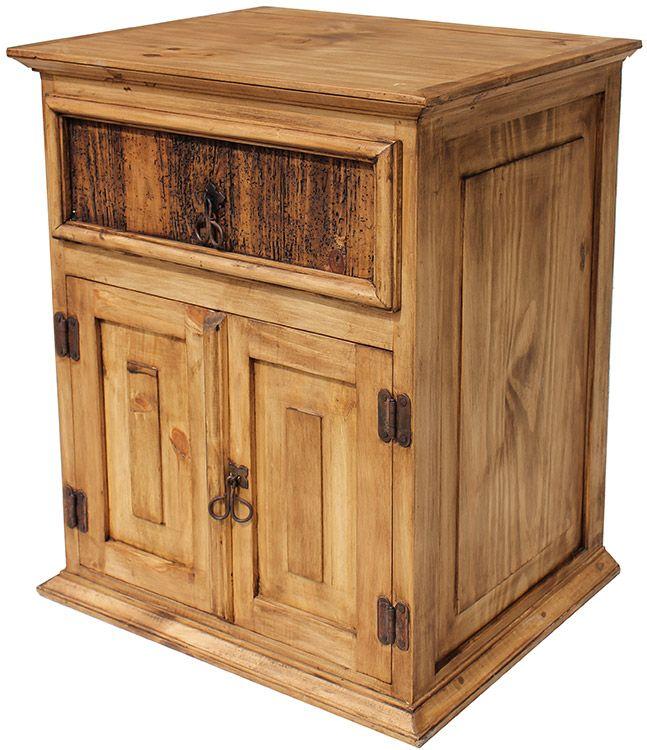 rustic mexican pine furniture mobilirio