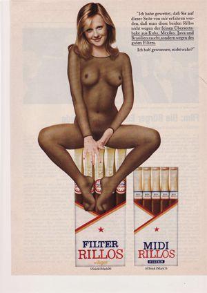 Rillos advertising