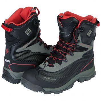 Мужские зимние ботинки Timberland, Columbia в наличии недорого
