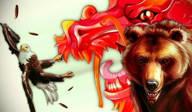 Немного позитива о медведях и драконах. Некоторые зарубежные аналитики считают, что Пекин и Москва в 2015 году, эти конкуренты, соперничающие на мировой арене, в последние годы сводят соперничество на нет и делают ставку на партнёрские отношения в странах Централ