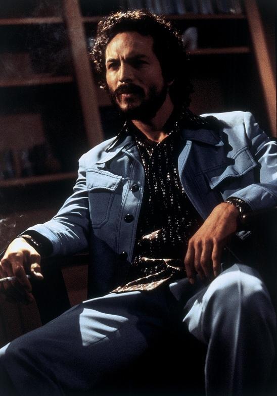 Benjamin Bratt in Piñero, 2001, Dir. Leon Ichaso.