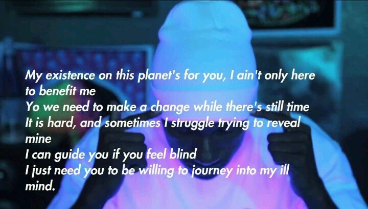 Hopsin.. He's spits nothing but the truth. ♥