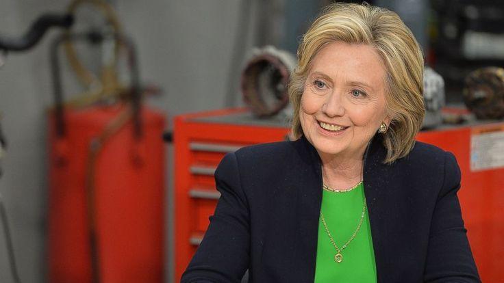 Here's One Thing Hillary Clinton Left Off Her LinkedIn Resume - ABC NEWS #Clinton, #LinkedIn, #Politics