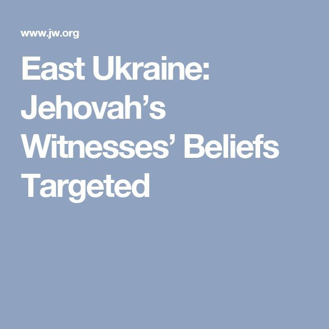 Jehovah witness beliefs on gays