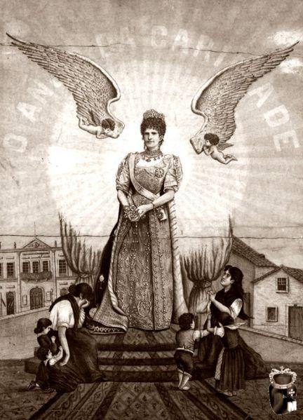 Há 168 Anos nascia D. Maria Pia O Anjo da Caridade a 16 de Outº.1847, nascia, em Turim, Dona Maria Pia de Sabóia, Princesa da Sardenha e do Piemonte, dp Princesa de Itália – era filha do Rei Vittorio Emmanuel II da Sardenha e do Piemonte, que viria a ser o Primeiro Rei da Itália unificada – e depois pelo casamento com Dom Luís I, Rainha consorte de Portugal. o Rei Dom Luís I de Portugal casou por procuração e depois ratificado, já  em Lisboa, a 6 de Outº 1862, com a Princesa D. Maria Pia,