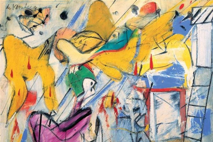 search for famous abstract artists in history from cubism on