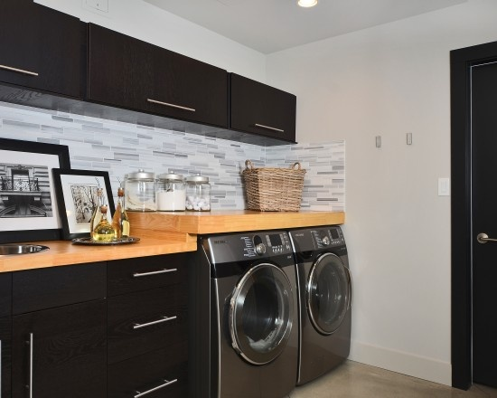 Best Laundry Room Decor Ideas Images On Pinterest Laundry - Decorating laundry room eco style