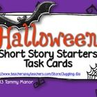Halloween is going to be here soon. There is no better way to celebrate Halloween than to tell scary stories. In this activity students pick from a list of unique characters, situations, settings and first lines. They can mix and match and then add their own creativity to make the story come alive.