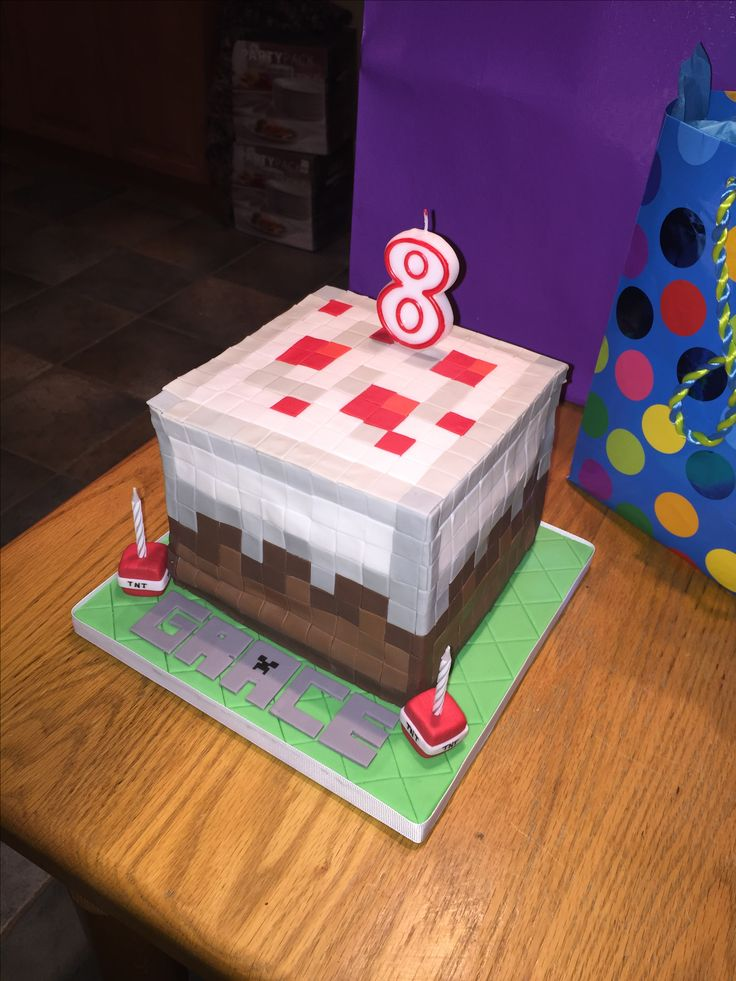 How To Make A D Cake In Minecraft