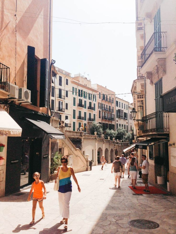 Mein perfekter Tag in Palma!