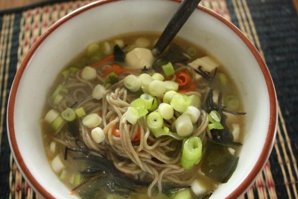 Cleansing Comforting Miso Noodle Soup With Seaweed Now Where To Get Ingredients Diet Lifestyle Pinterest Noodle Soup Seaweed And Noodle