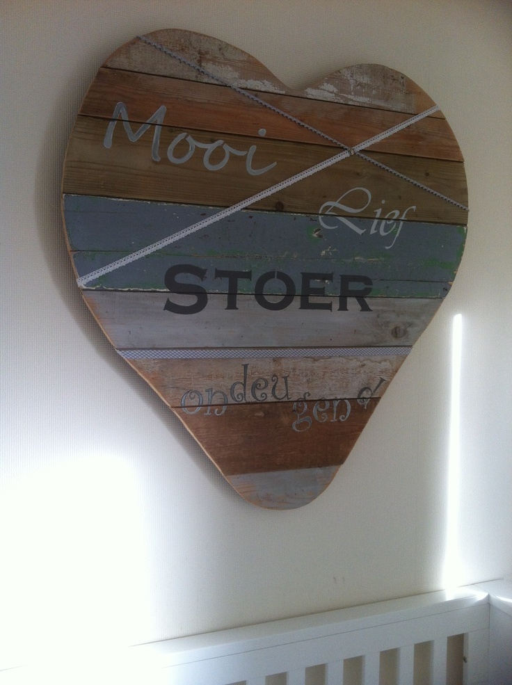 Steigerhout hart