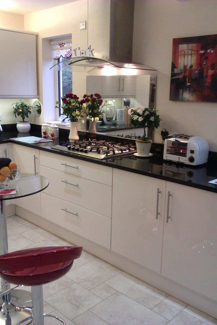 27 best mirror splashback images on pinterest mirror splashback gorgeous toughened mirror splashback by creoglass a perfect choice if you