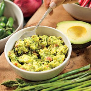 10 Amazing Ways To Make Better Guacamole     Kick the classic version up a notch with healthy mix-ins that lower the fat and boost nutrition without skimping on flavor.
