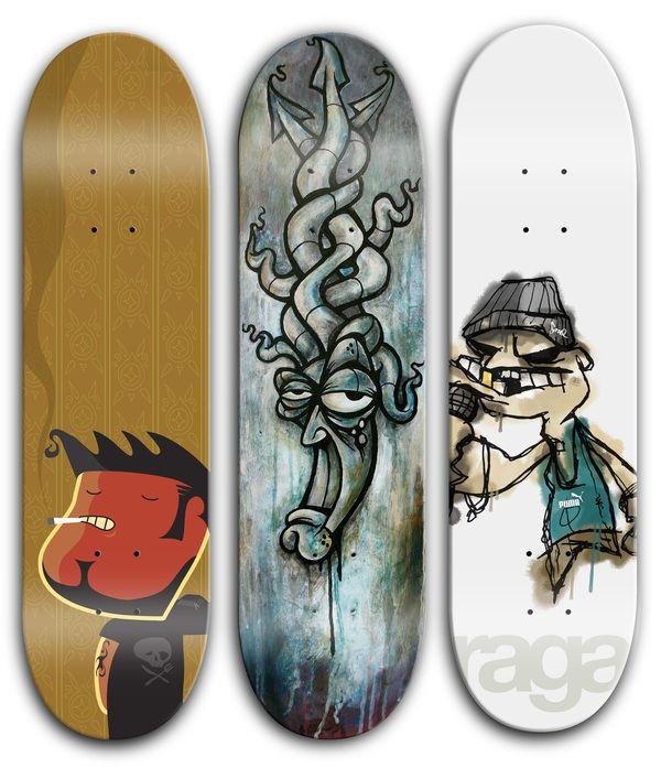 88 best design skateboard designs images on pinterest for Best paint for skateboard decks