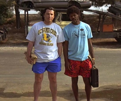 Love love love this movie, a must se if you have never seen Pulp Fiction