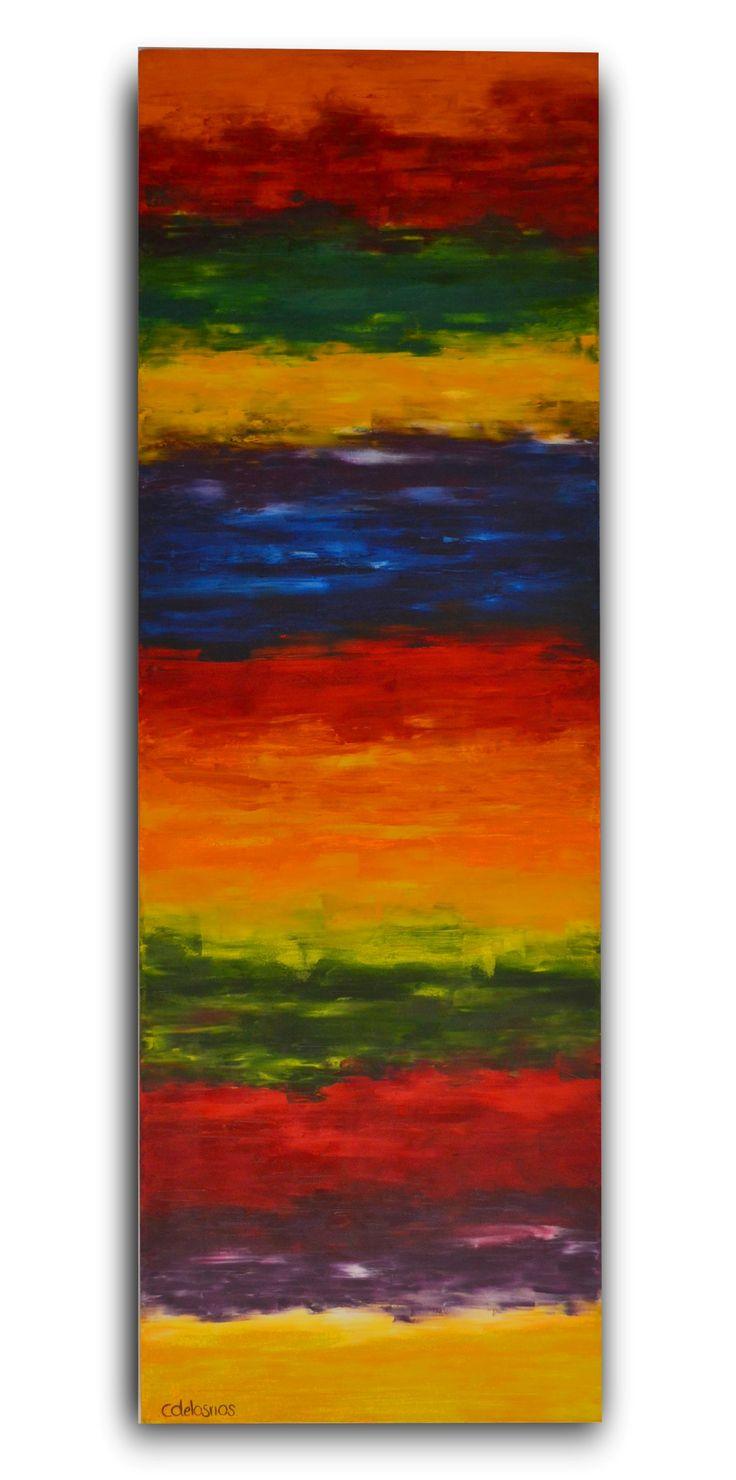 Colors  180cm x 60cm