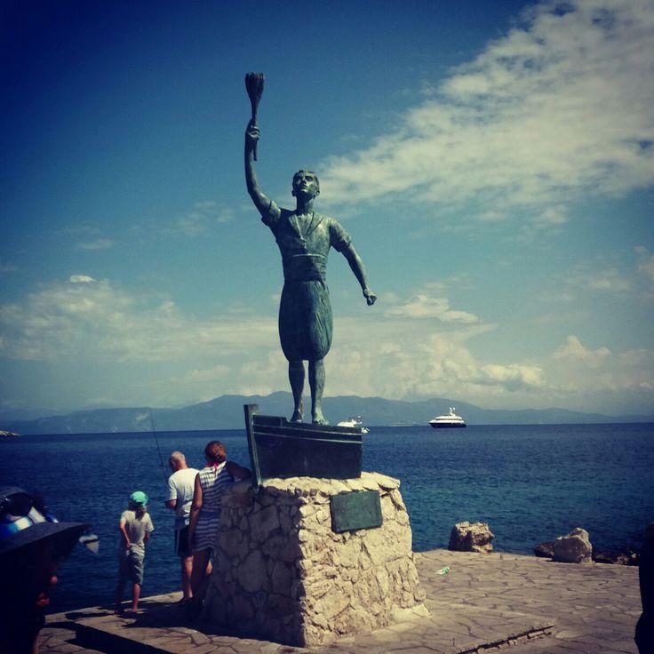Paxoi Greece