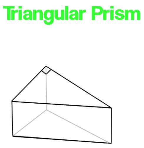 Trapezoidal Prism Surface Area Worksheet Prisms