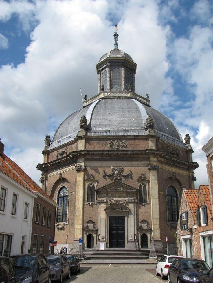 """Oostkerk Middelburg. Dat is de deftige naam want wij hebben het over """"de dikke Marie""""."""