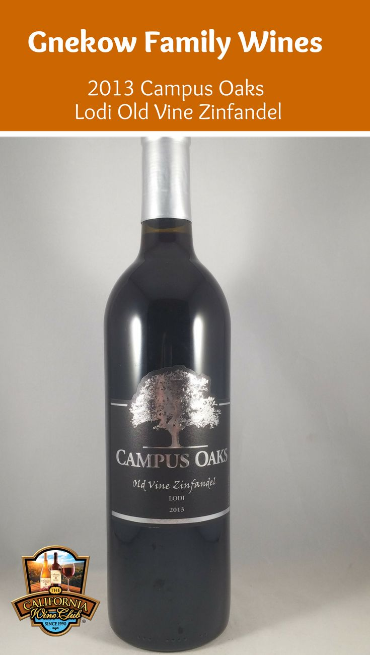 The California Wine Club's best selling wine ever! #gnekowfamilywinery #zinfandel #cawineclub