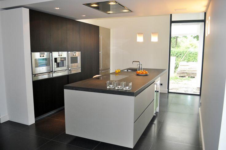 cucina isola bianca - Cerca con Google