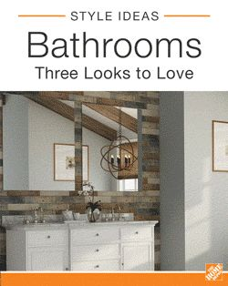 find this pin and more on bathroom design ideas by homedepot. beautiful ideas. Home Design Ideas