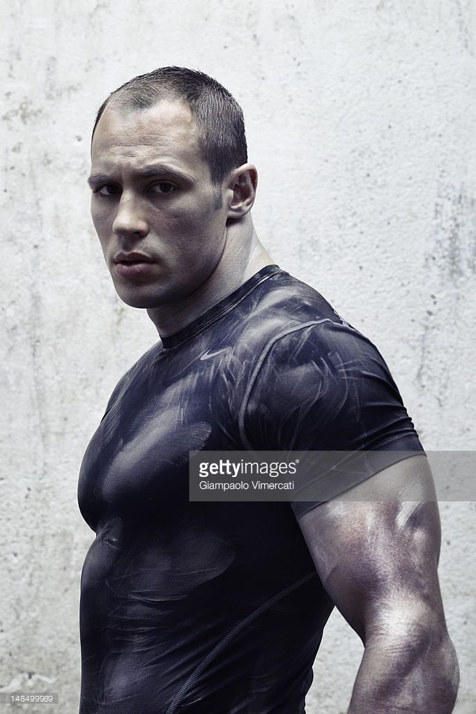 Rugbyman Sergio Parisse is photographed for Max Italian edition on December 6, 2010 in Paris, France.