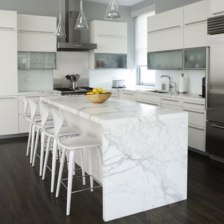 Modern Kitchen Marble Countertop 775 best marble countertop images on pinterest | dream kitchens