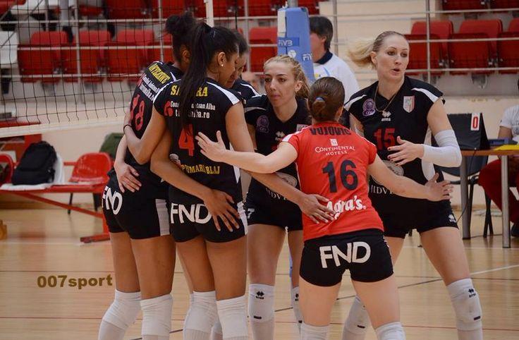 Volei: Alba Blaj direct în grupele Ligii Campionilor | Volei Municipal Zalău în CEV Challenge Cup