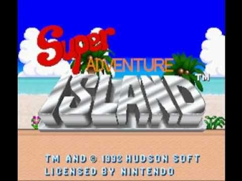 Super Adventure Island (SNES) Music - Stage Theme 02 - YouTube