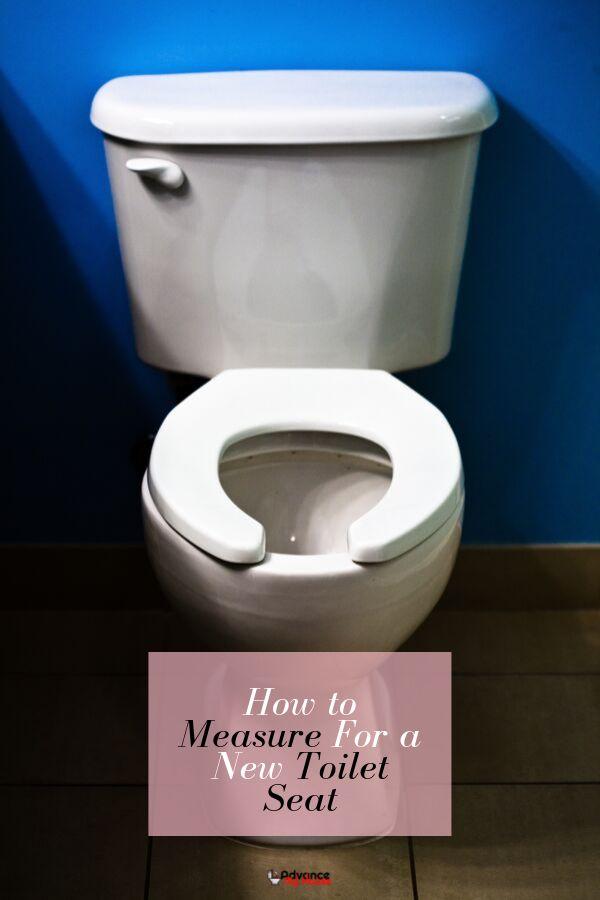 How To Measure For A New Toilet Seat Toilet Seat New Toilet Toilet