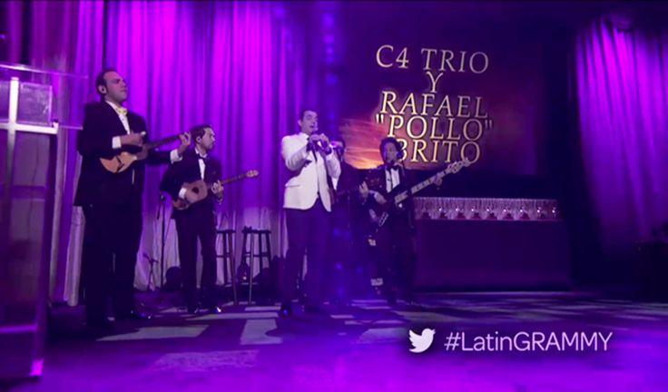 """C4 Trío, """"El Pollo"""" Brito y La Vida Bohéme ganadores en los Grammy Latino - Notihoy.com"""