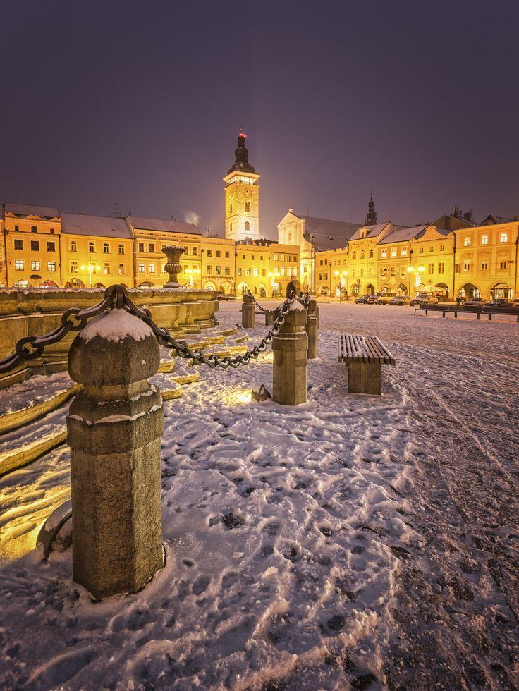 -- Winter Time -- - České Budějovice, Czech Republic. www.facebook.com/fotopetrkubat