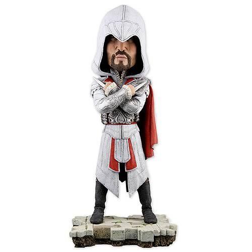 Assassin's Creed Brotherhood Ezio Bobble Head Freaking awesome!