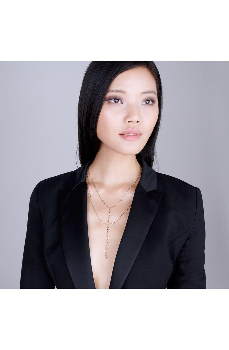 Lana Jewelry Blake Lariat Necklace