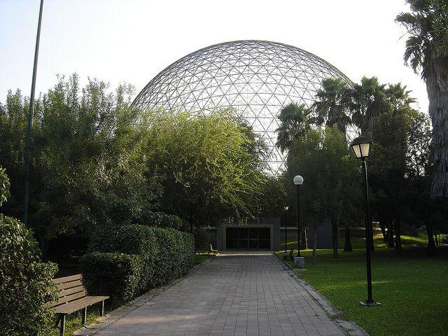 Parque Niños Heroes - Monterrey Nuevo León.