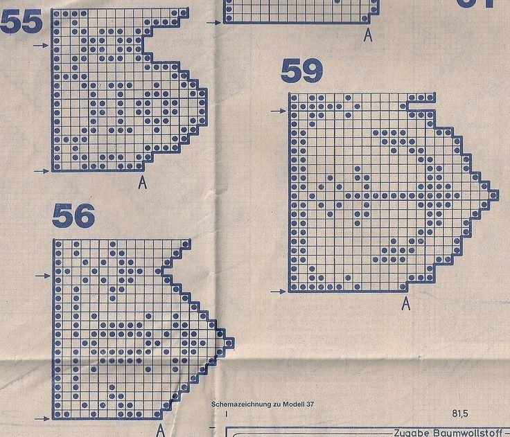 Filet Häkeln - crochet -