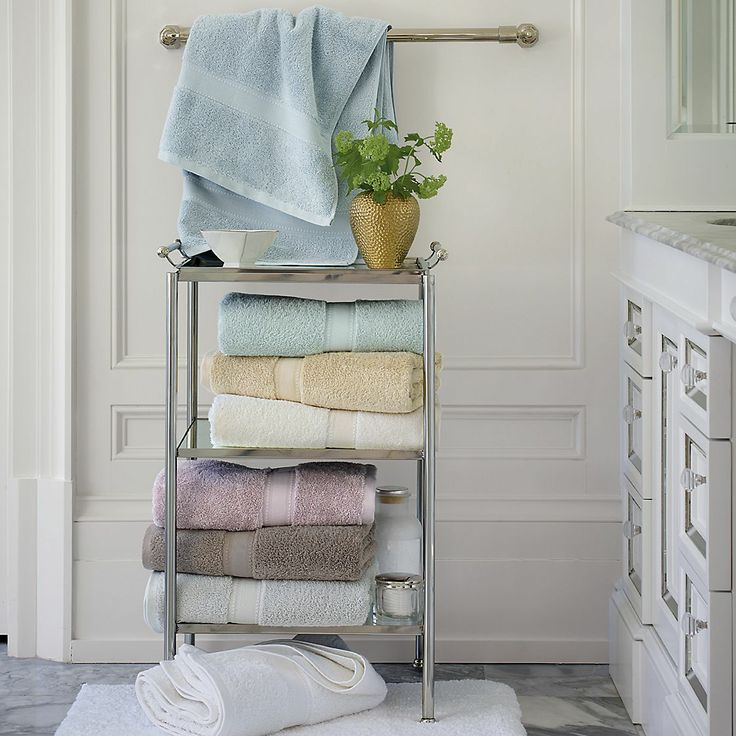 Best Bathroom Refresh Images On Pinterest The Company Store - Supima towels for small bathroom ideas
