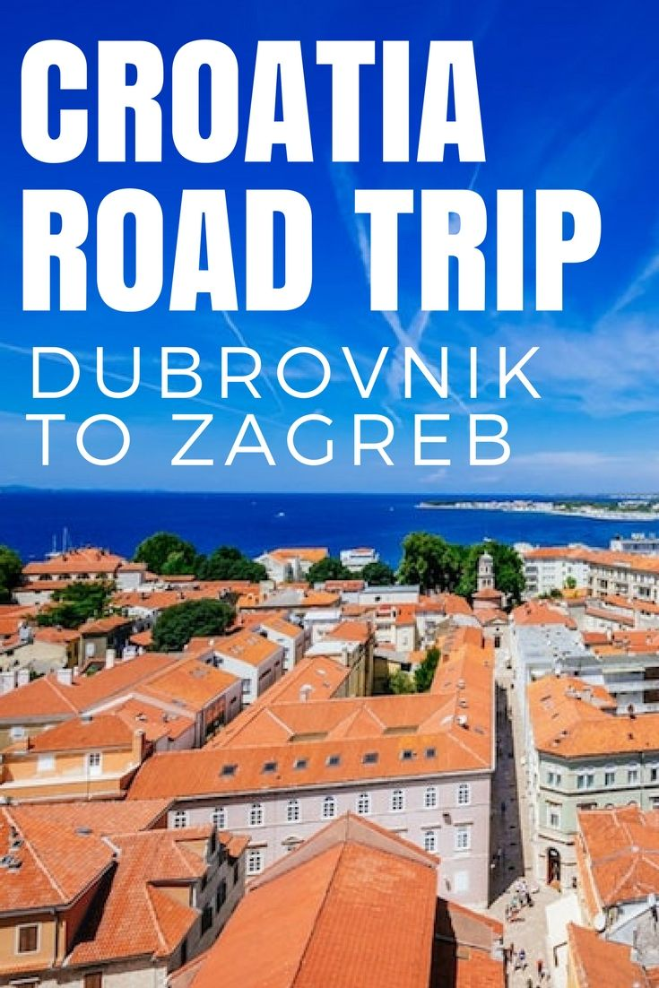Croatia Road Trip Driving From Dubrovnik To Zagreb And Stops In Between Chasing The Donkey East Europe Travel Road Trip Croatia Travel