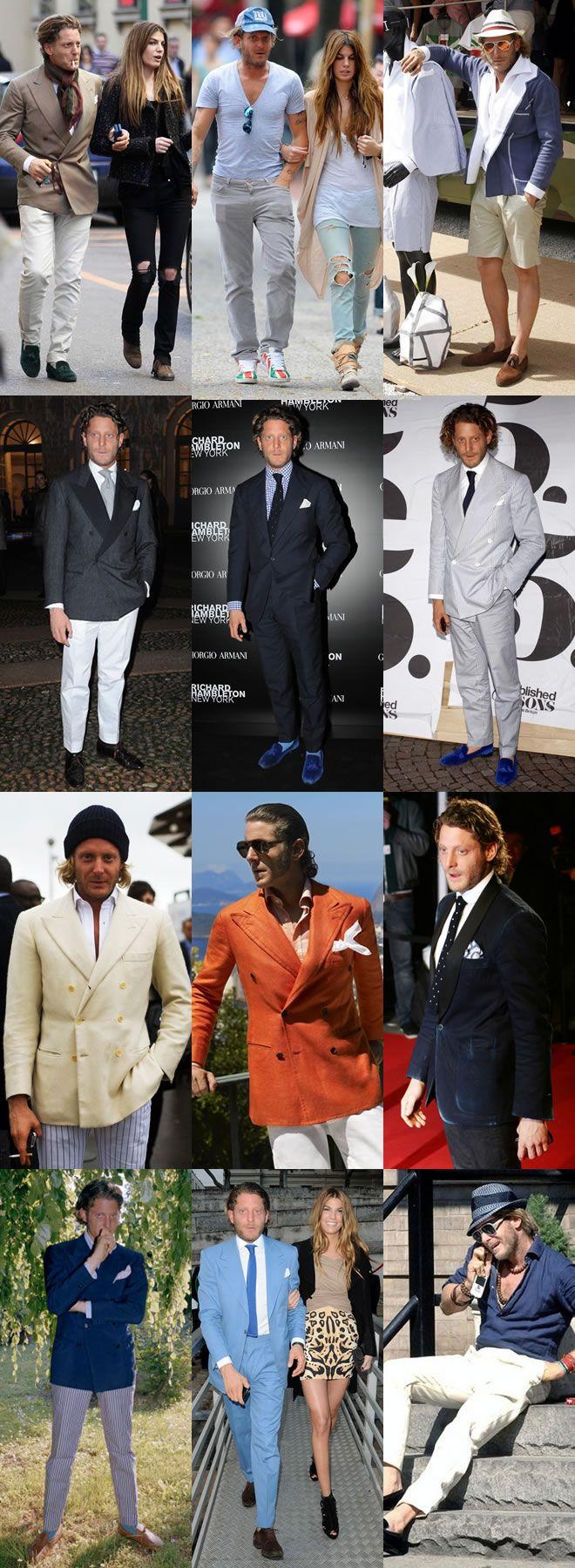 Lapo Elkann- can you dress better than this?