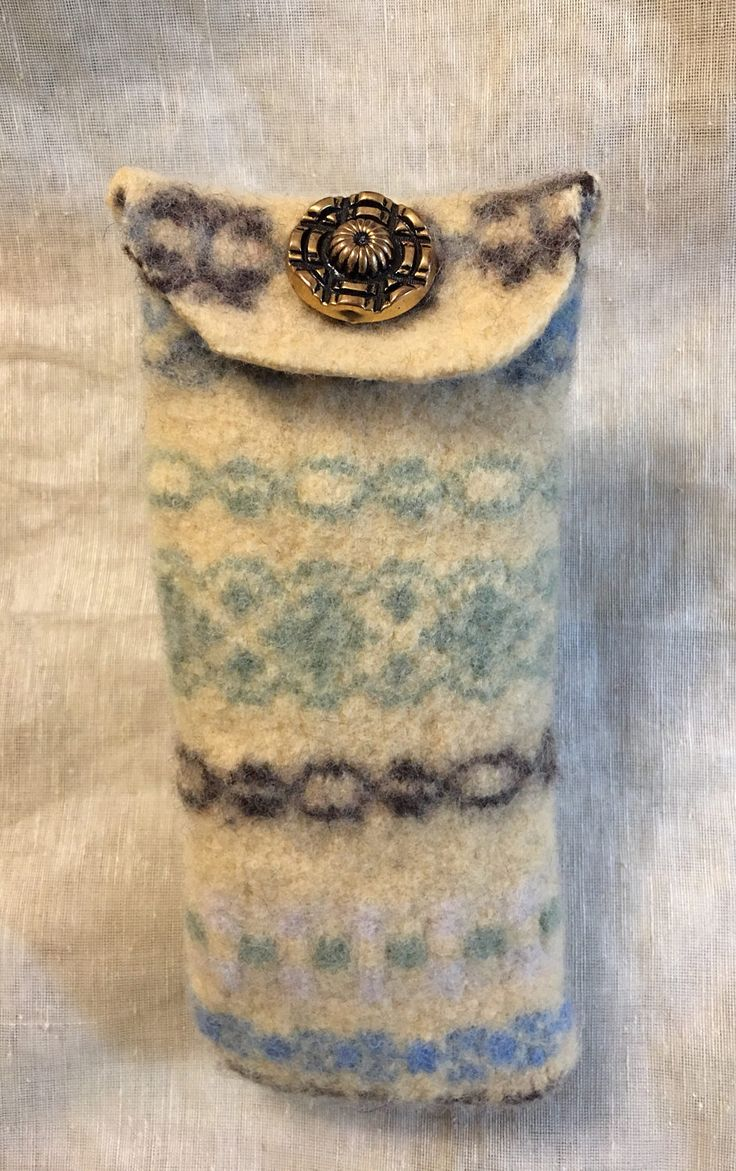 A personal favorite from my Etsy shop https://www.etsy.com/listing/522324413/felted-wool-eye-glass-case-yellow-spring